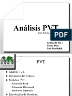 Analisis PVT Para Petroleo Negro.ppt