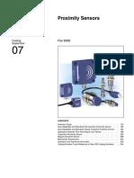 Telemecanique Proximity Sensors