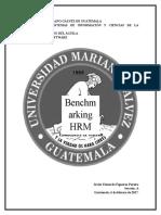 Benchmarking HRM