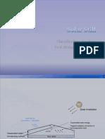 Solar Still Classfication and Model