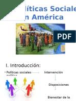 Las Politicas Sociales en America