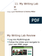 MyWriting Lab Review