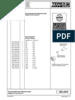 Repair Kit - Reparaturset
