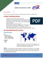 DTSI Company Profile