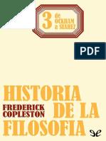 De Ockham a Suarez - Frederick Copleston