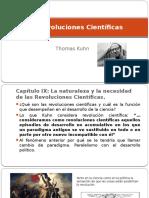 Las Revoluciones Científicas-Kuhn