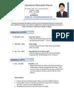 Cv - Angelo Amadeus Basualdo Pardo