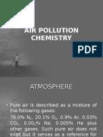 Air Pollution Chemistry (0)