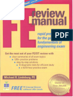 Fe Review Manual Complete