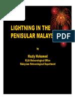Lightning Protection Malaysia 2011