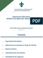 Software Aplicación Administrativa