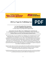 2014 Las Vegas Sex Trafficking Case Study Final