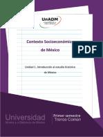 Unidad 1. Introduccion al estudio historico de Mexico.pdf