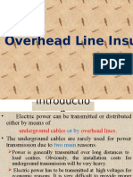 Overhead Insulators