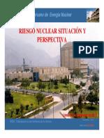 Riesgo Nuclear