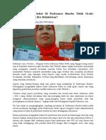 Kartu Indonesia Sehat Di Puskesmas Bunder Tidak Gratis Sepenuhnya Untuk Ibu Melahirkan.docx