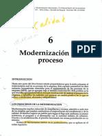 Modernizacion Del Proceso