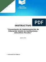 instructivodeeducacininicialsierra2016-170123130936