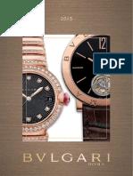 2015 Bvlgari Watches Catalogue Es