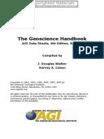 Walker, J. Douglas_ Cohen, Harvey A.-Geoscience Handbook - AGI Data Sheets (4th Edition)-American Geosciences Institute (2009).pdf