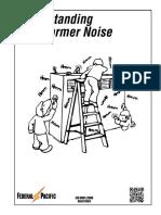 FP Understanding Transformer Noise