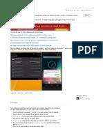 Visual Studio Emulator for Android - Install Gapps (Google Play)