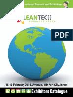 Cleantech 2014