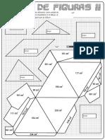 Areas de Figuas Geometricas Con Cuadricula