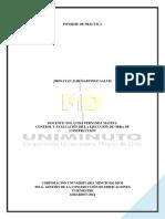Informe de Práctica PDF