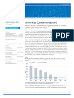 Research Document Content Page