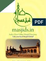 Masjids Brochure