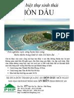 Biet Thu Sinh Thai Hon Dau