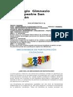 Guía Informativa 01- Competencias 9