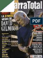 David Gilmour, Reportaje GuitarraTotal