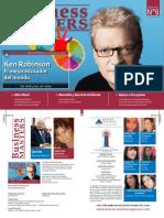 Ken Robinson el mejor educador del mundo