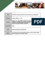 Aircraft Document