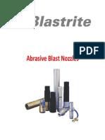 Brochure Abrasive Blast Nozzles 333