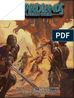 Scarred Lands Player's Guide (5e)