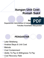 Unit Cost.batam