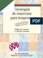 Estrategias de Entrevista Para Terapeuta-Sherilyn-Cormier (Recuperado) (Recuperado 1) (Recuperado 1)