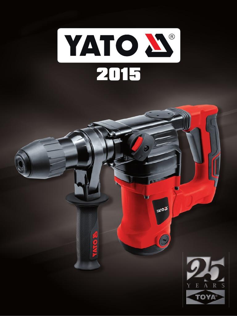 Katalog Yato 2015