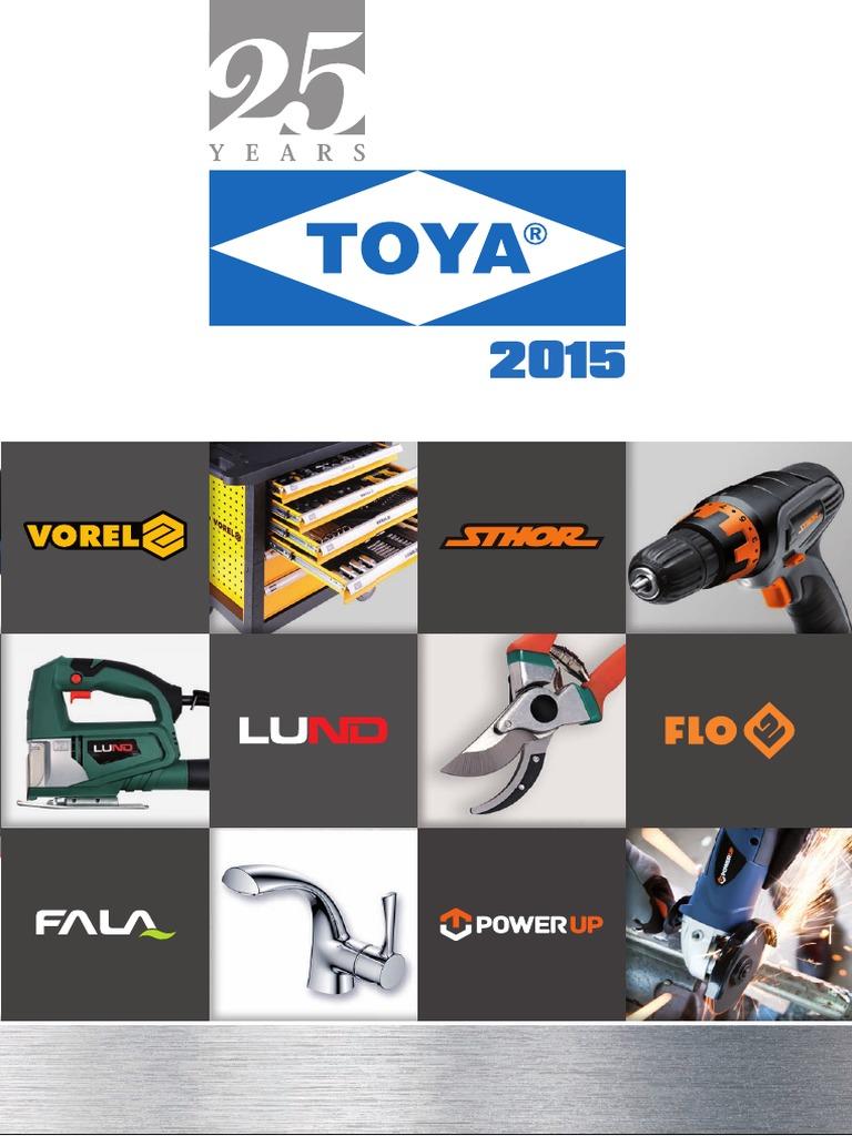 Katalog Toya 2015