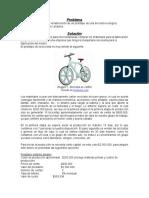 Bicicleta ecologica ingeco
