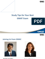 GMAT Prep English Version