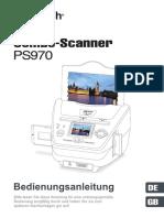 ESCANER Jay-tech Combo-Scanner PS970 Manual de (NORMA)