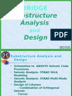 Substructure DesignA