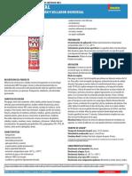 Imedio Poly Max Cristal Caracteristicas
