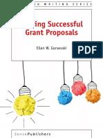 [Ellen W. Gorsevski (Auth.)] Writing Successful Gr