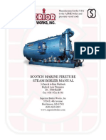 Web Standard Steam Wetback Manual
