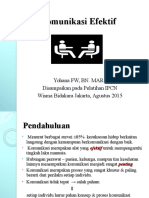 komunikasi efektif rev by yo Maret 2015.ppt
